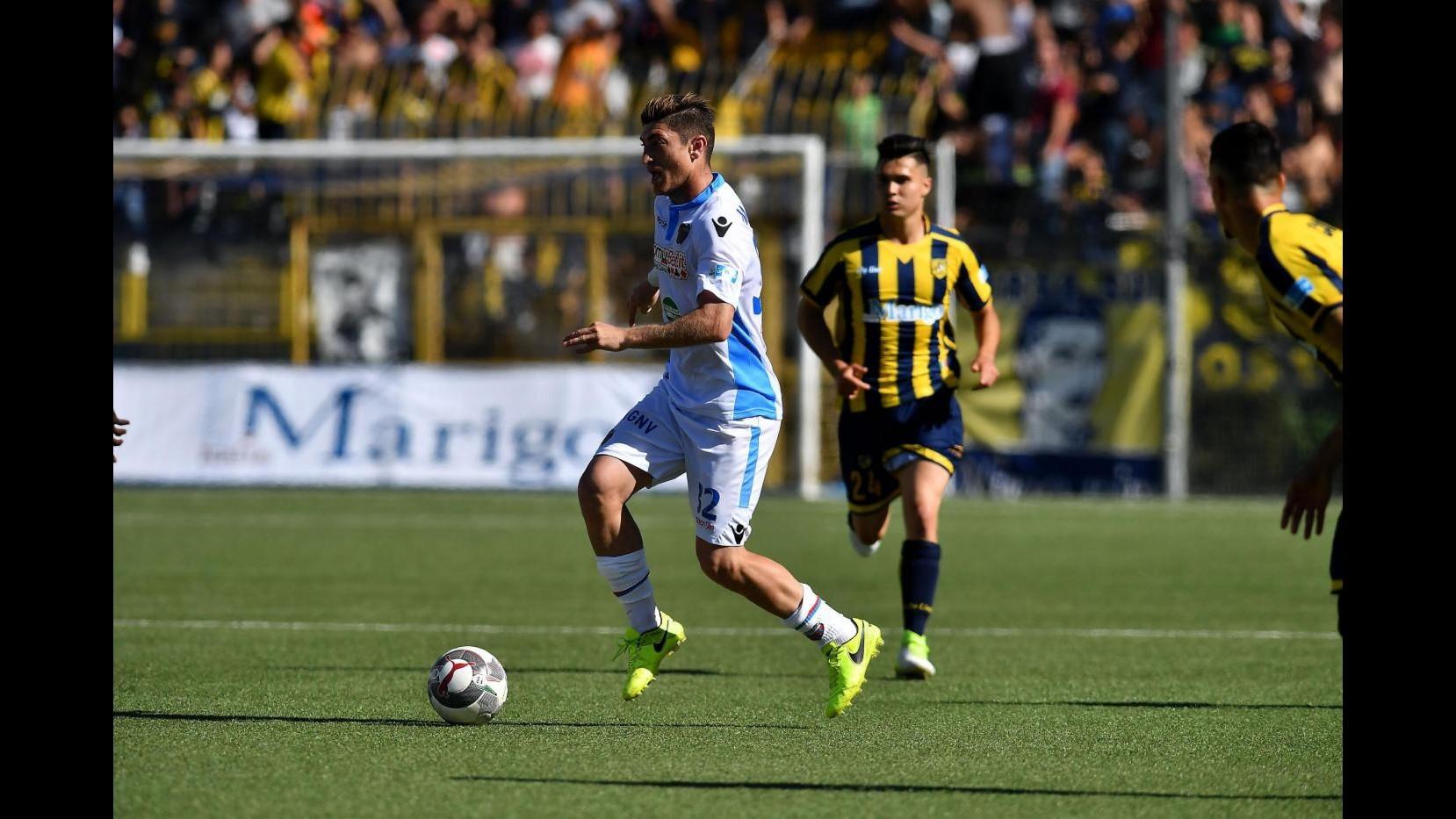 FOTO Lega Pro Playoff, Juve Stabia-Catania 0-0