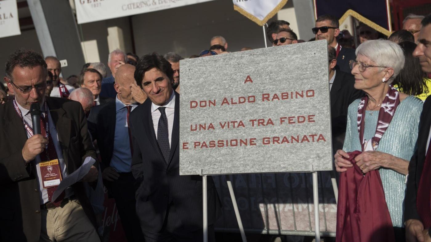 Torino, Cairo: Rivedere Filadelfia emozione bellissima