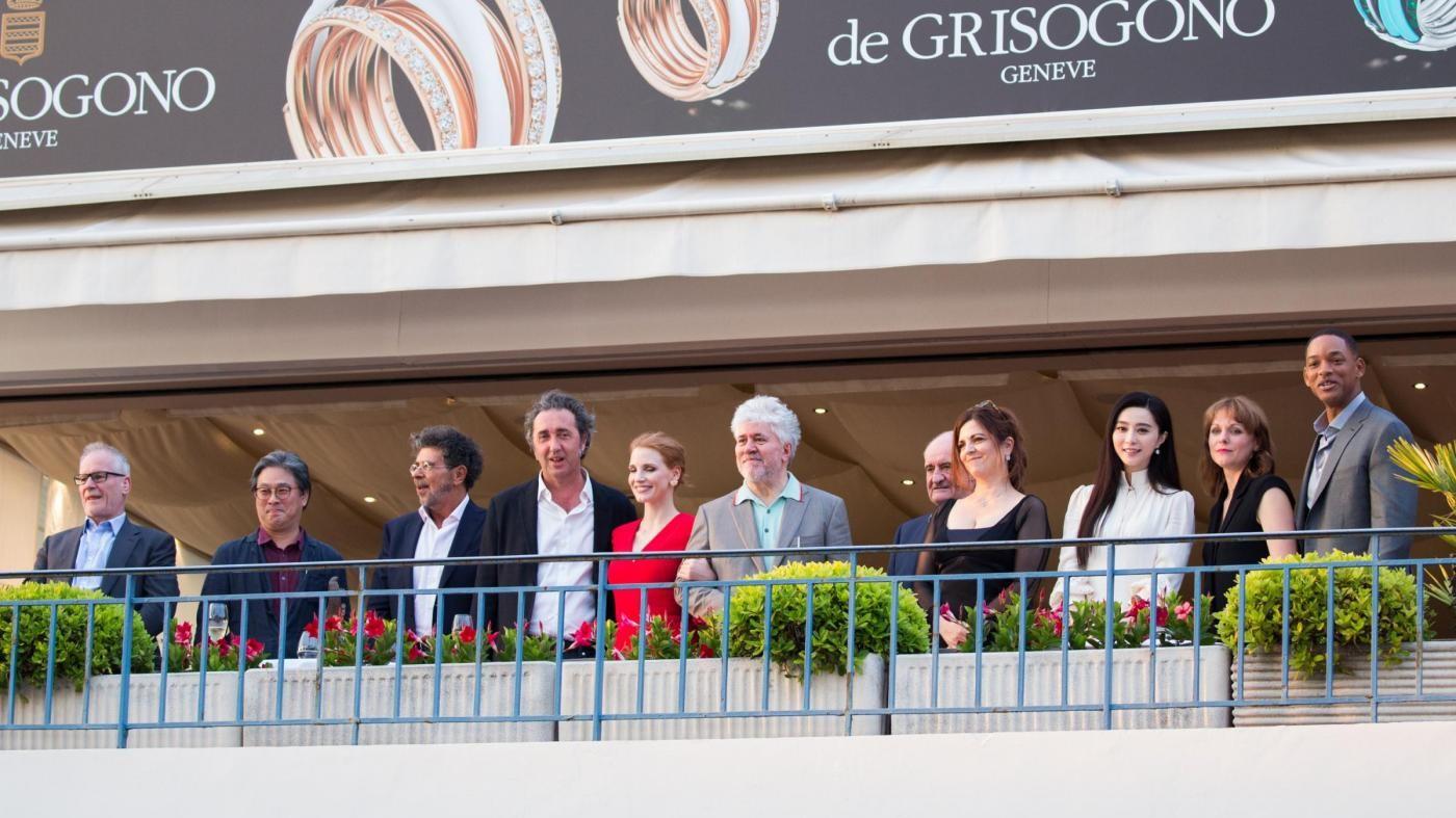 FOTO Almodovar, Sorrentino e Will Smith: ecco la giuria di Cannes