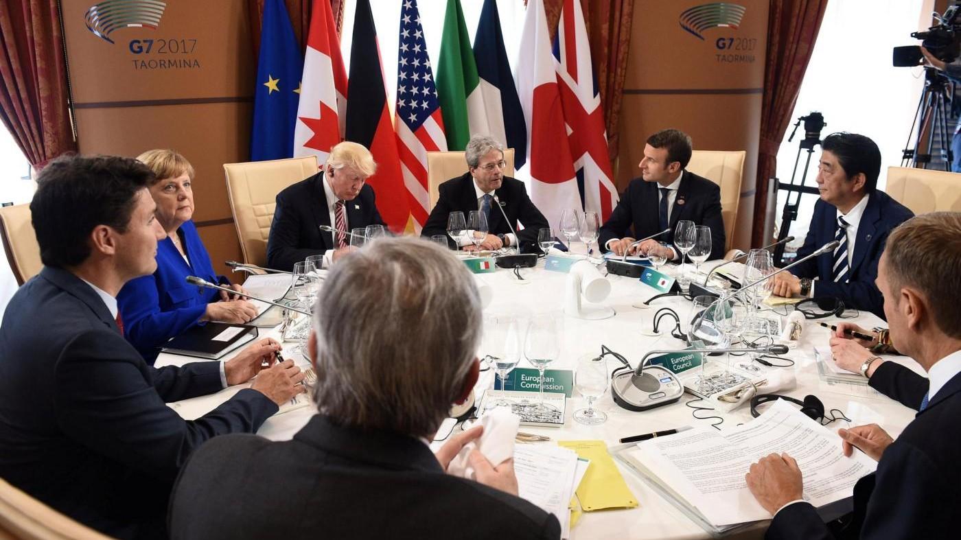 G7 a Taormina, Trump pronto ad ascoltare leader Ue sul clima. Verso intesa su migranti