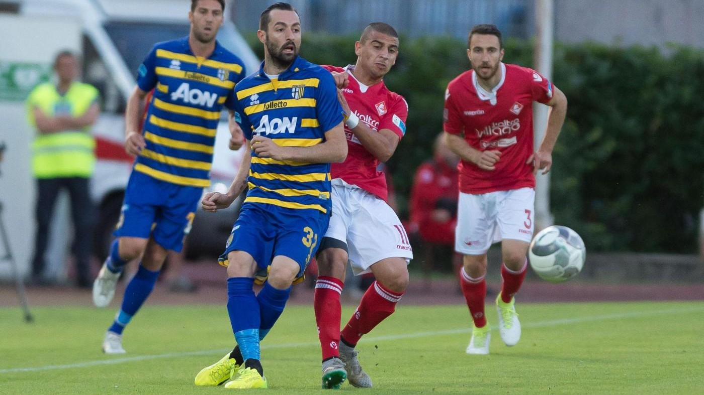 FOTO Playoff di Lega Pro, Piacenza-Parma 0-0