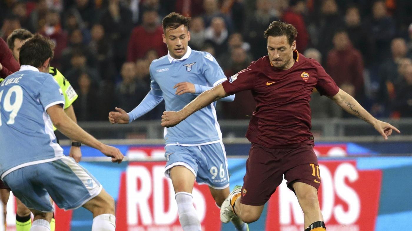 De Rossi: Giocare con Totti alla Roma è stato un onore