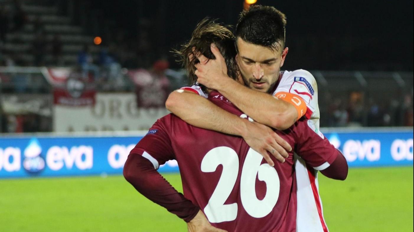 FOTO Serie B, 2-1 al Cittadella, Carpi in semifinale