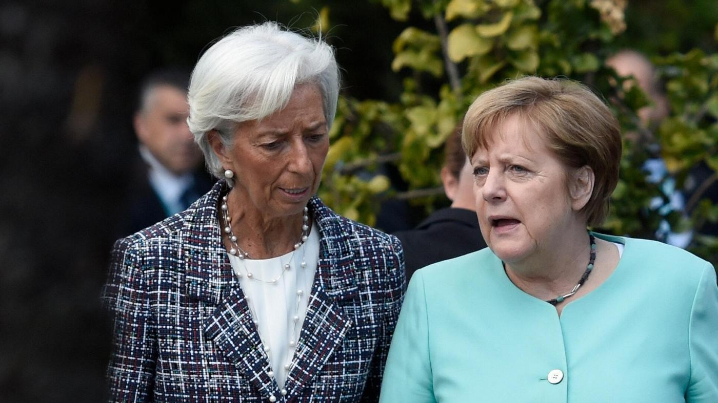 G7, Merkel: Su clima discussione molto insoddisfacente
