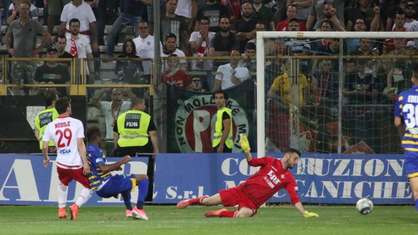FOTO Lega Pro, il Parma batte il Piacenza e avanza