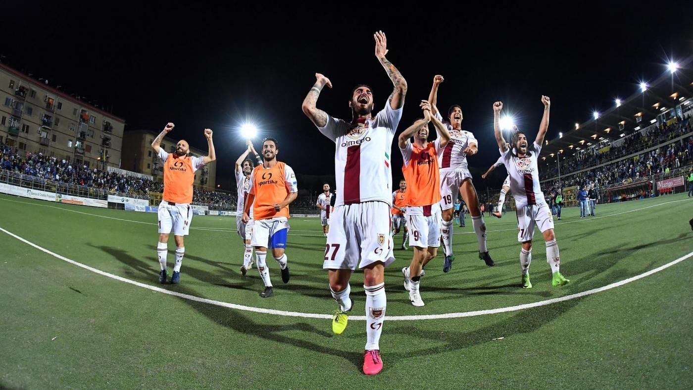 FOTO Juve Stabia-Reggiana 0-0, passano gli emiliani