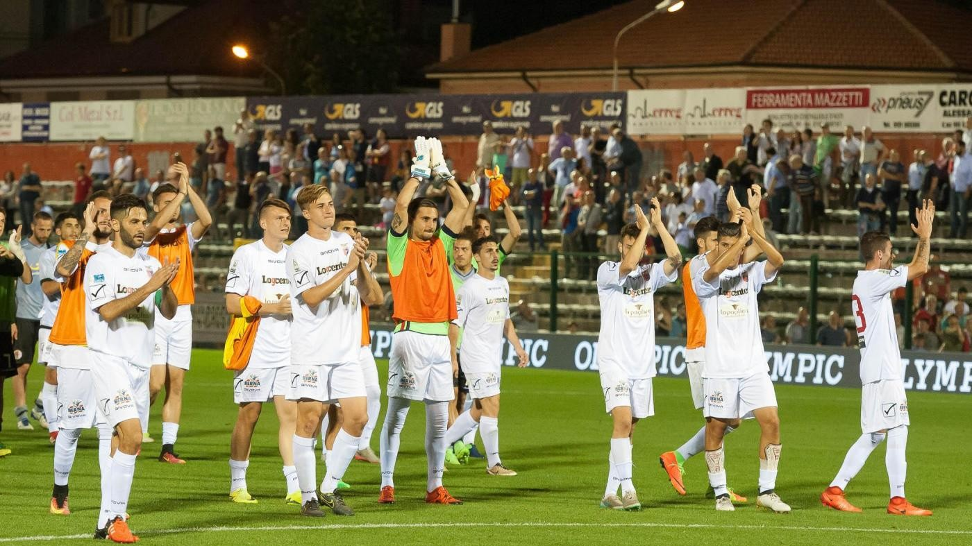FOTO LegaPro, Alessandria batte 3-1 la Casertana