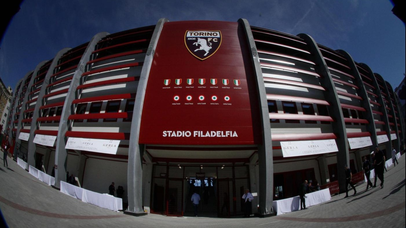 FOTO Oggi inaugurazione del Nuovo stadio Filadelfia