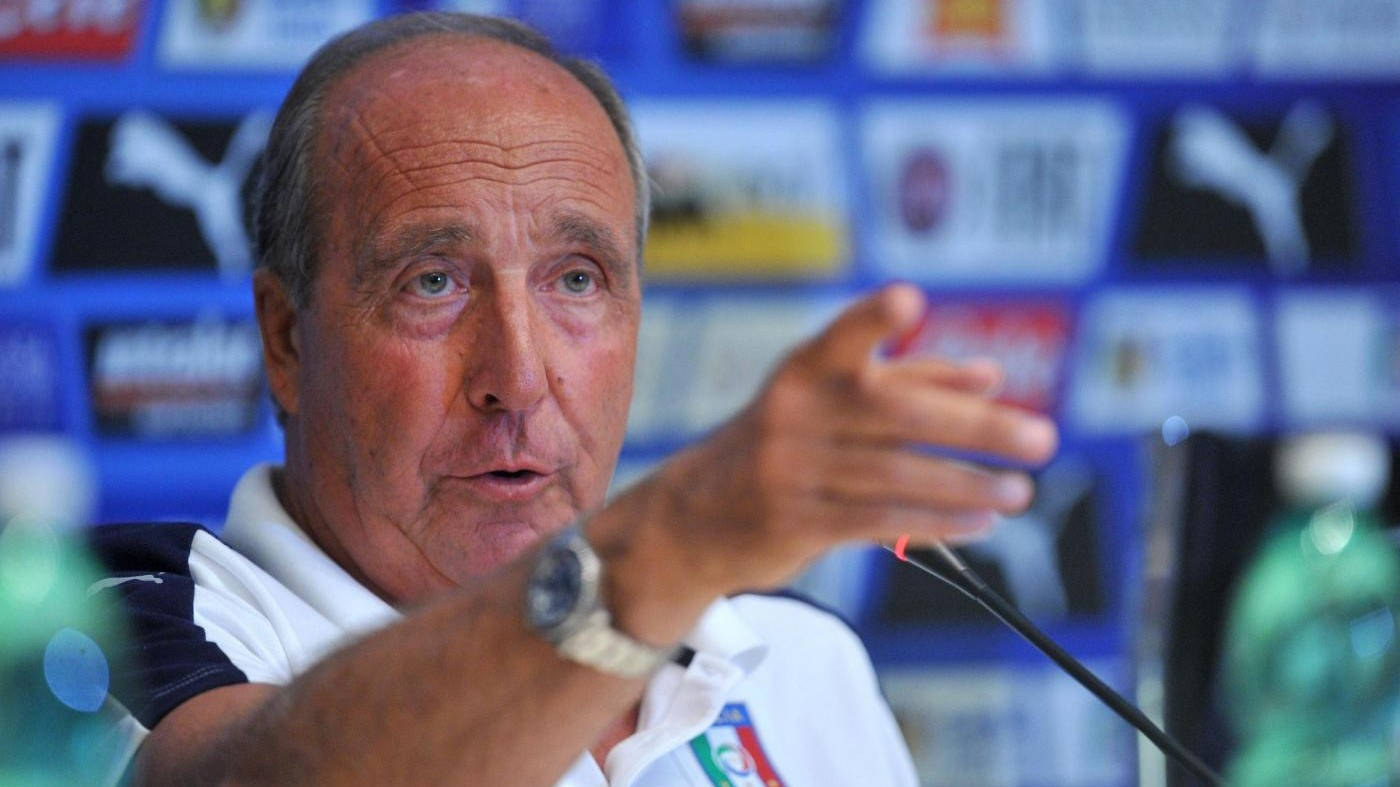 Ventura: Totti team manager nazionale? Sarebbe riferimento per giovani
