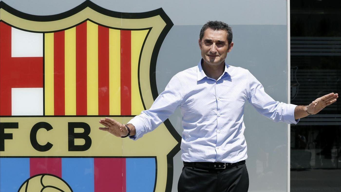 Valverde: Barcellona grande sfida, che fortuna allenare Messi