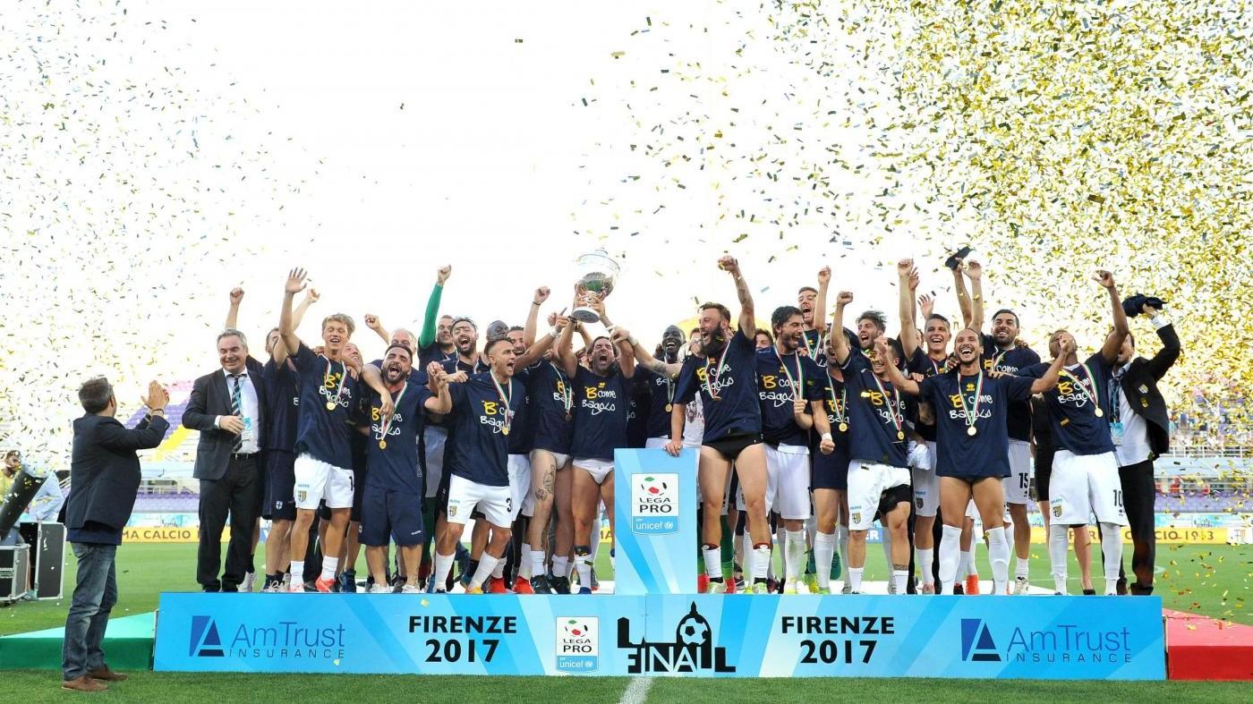 FOTO Il Parma torna in B: Alessandria sconfitta in finale Playoff