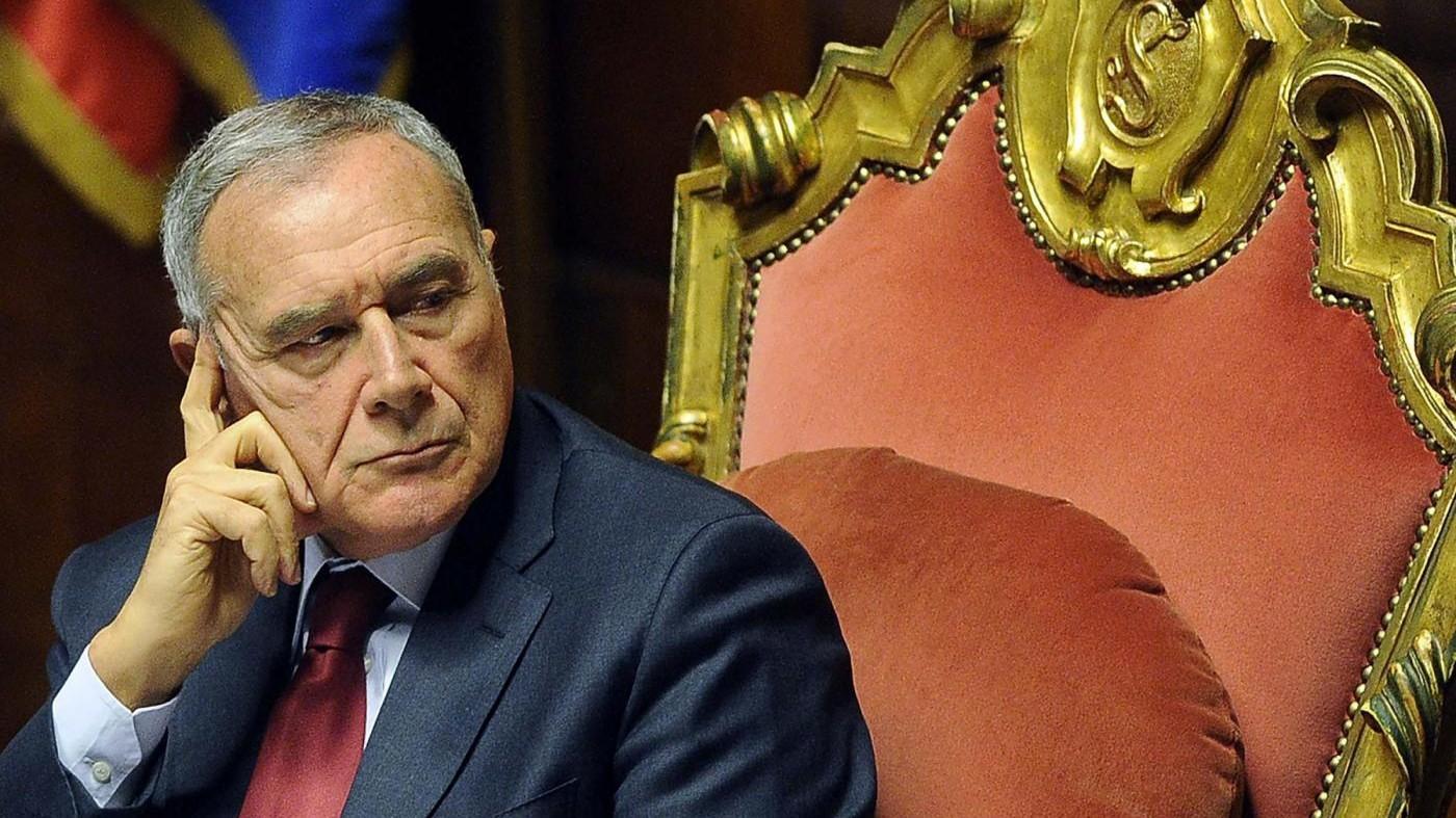 L. elettorale, monito di Grasso: Verificare rischio incostituzionalità