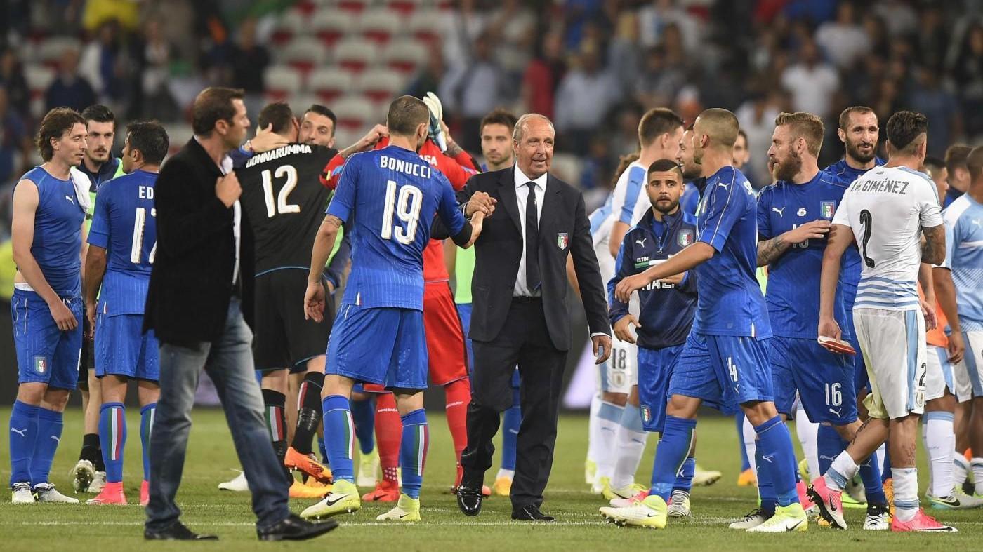 Qualificazioni Mondiali, stasera Italia-Liecthenstein: Ventura  Goleada? Sarà dura