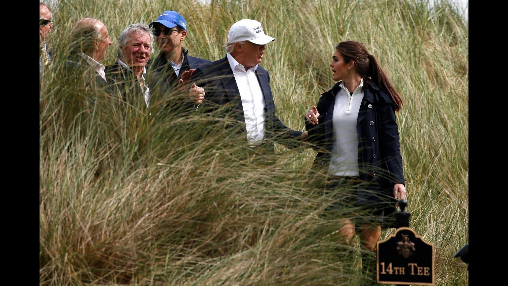 Da modella a direttrice della comunicazione per Trump: ecco Hope Hicks