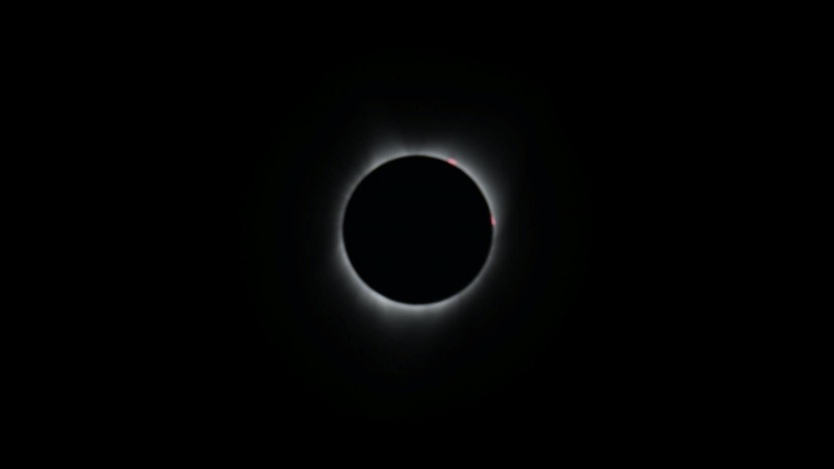 Eclissi totale di sole: ecco lo spettacolo visto negli Usa