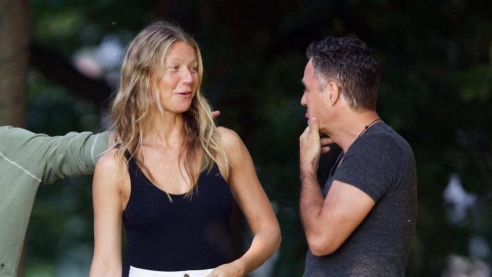 Paltrow e Downey ©Backgrid