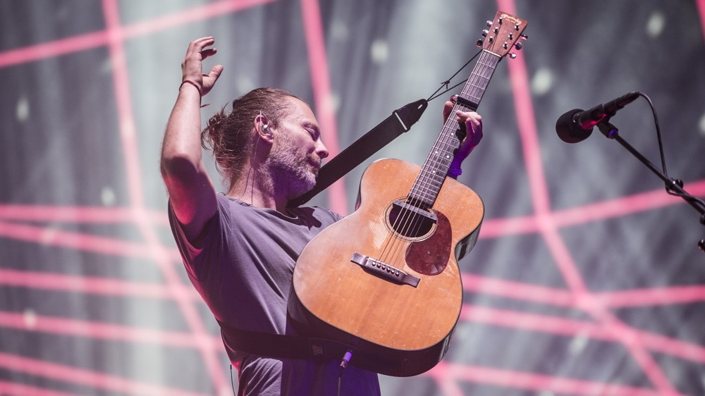 I Radiohead stregano Monza e a sorpresa regalano ai fan 'Creep'
