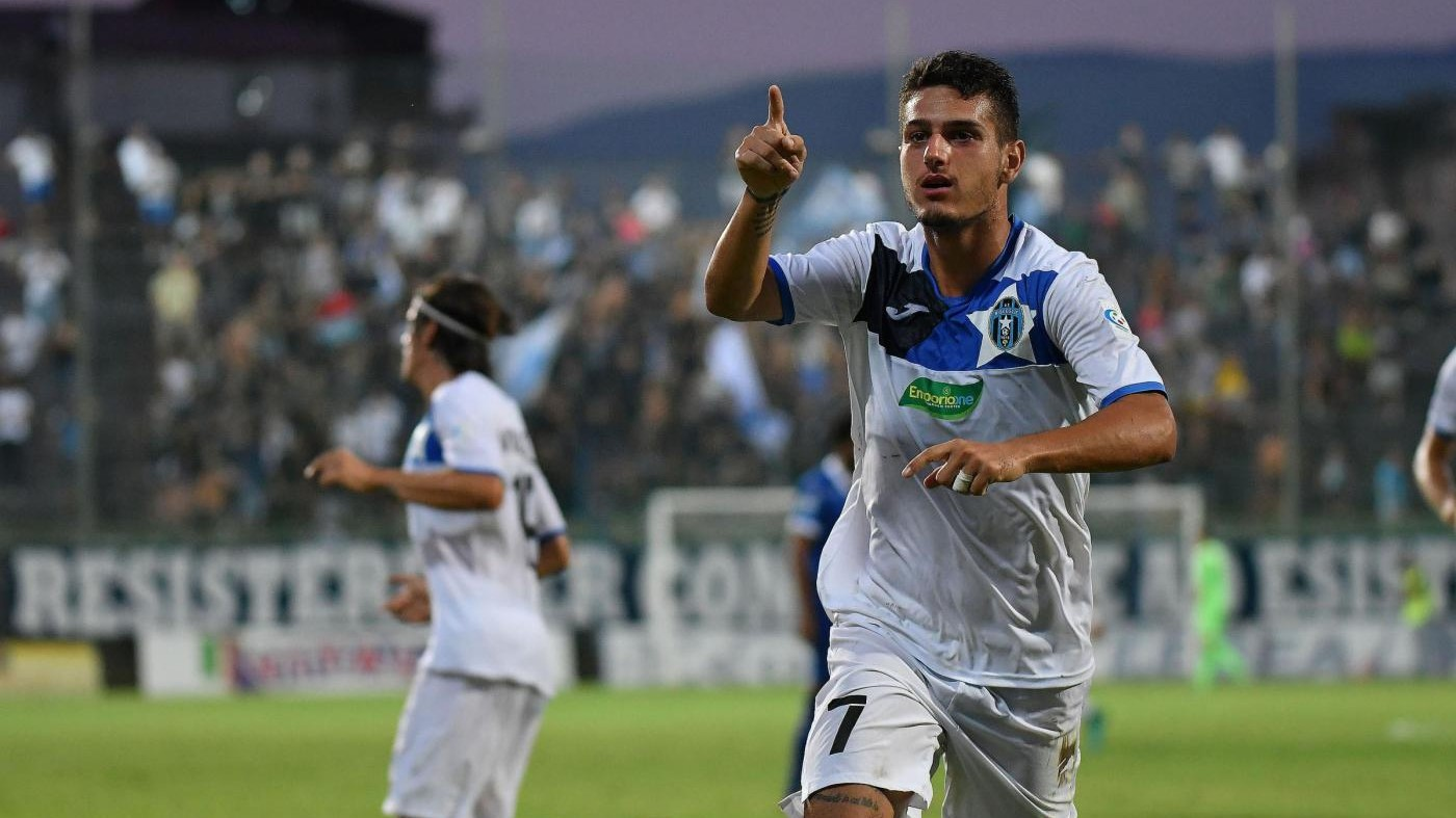 Serie C, Paganese-Bisceglie 0-2