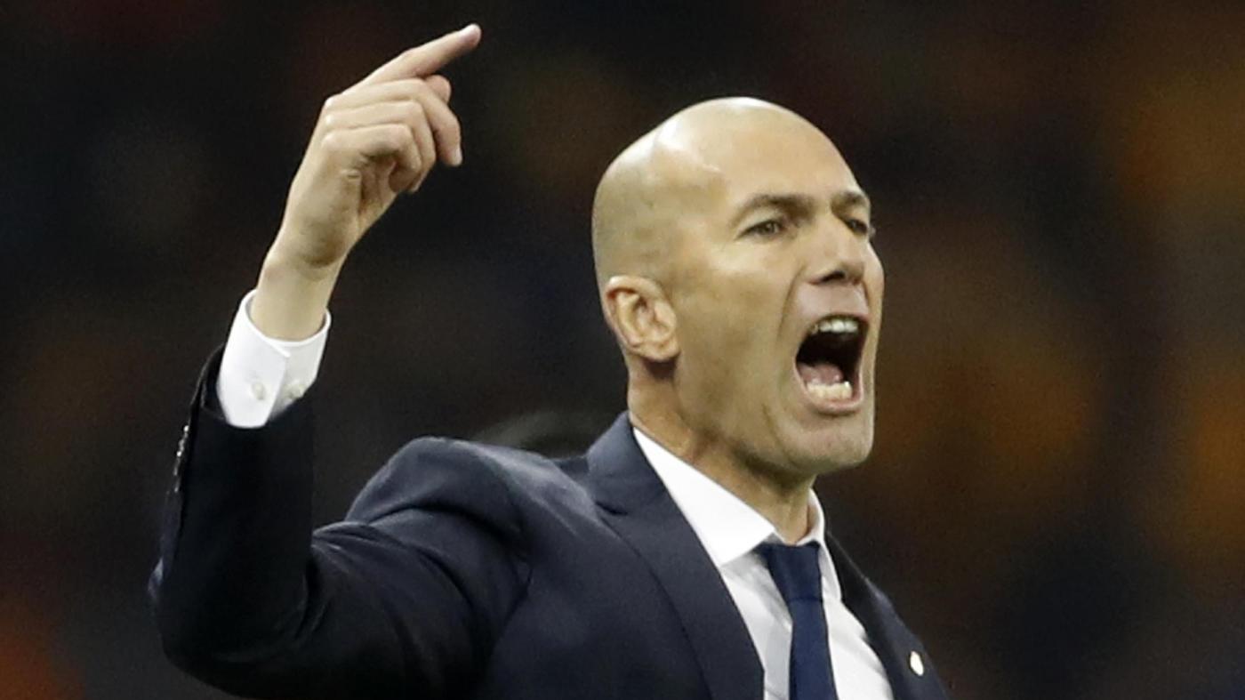 Zidane chiama Ronaldo per convincerlo a restare al Real