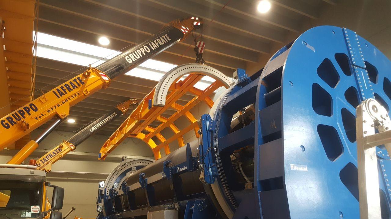 Avio, nuovo motore P120C: testato con successo involucro 1° booster