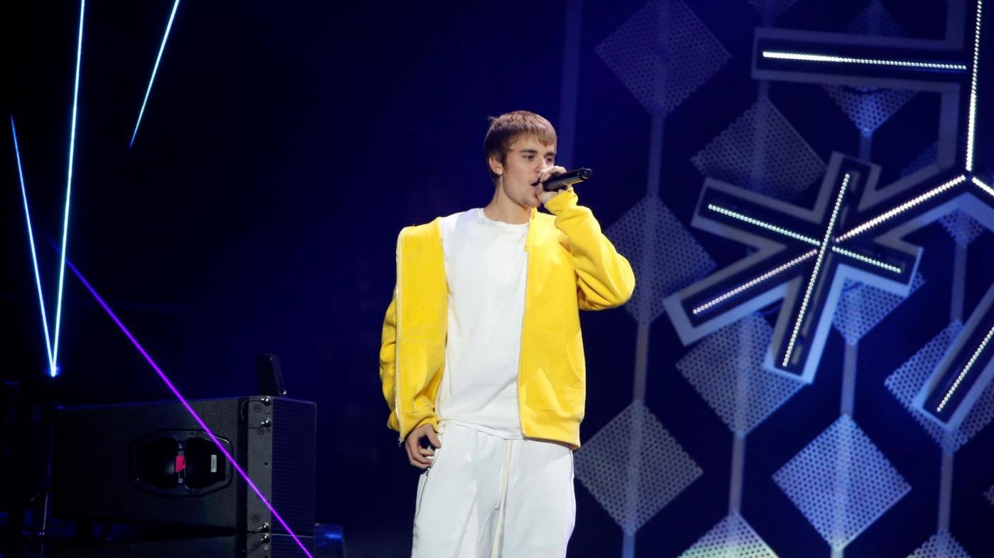 Spray al peperoncino fra la folla durante concerto di Justin Bieber
