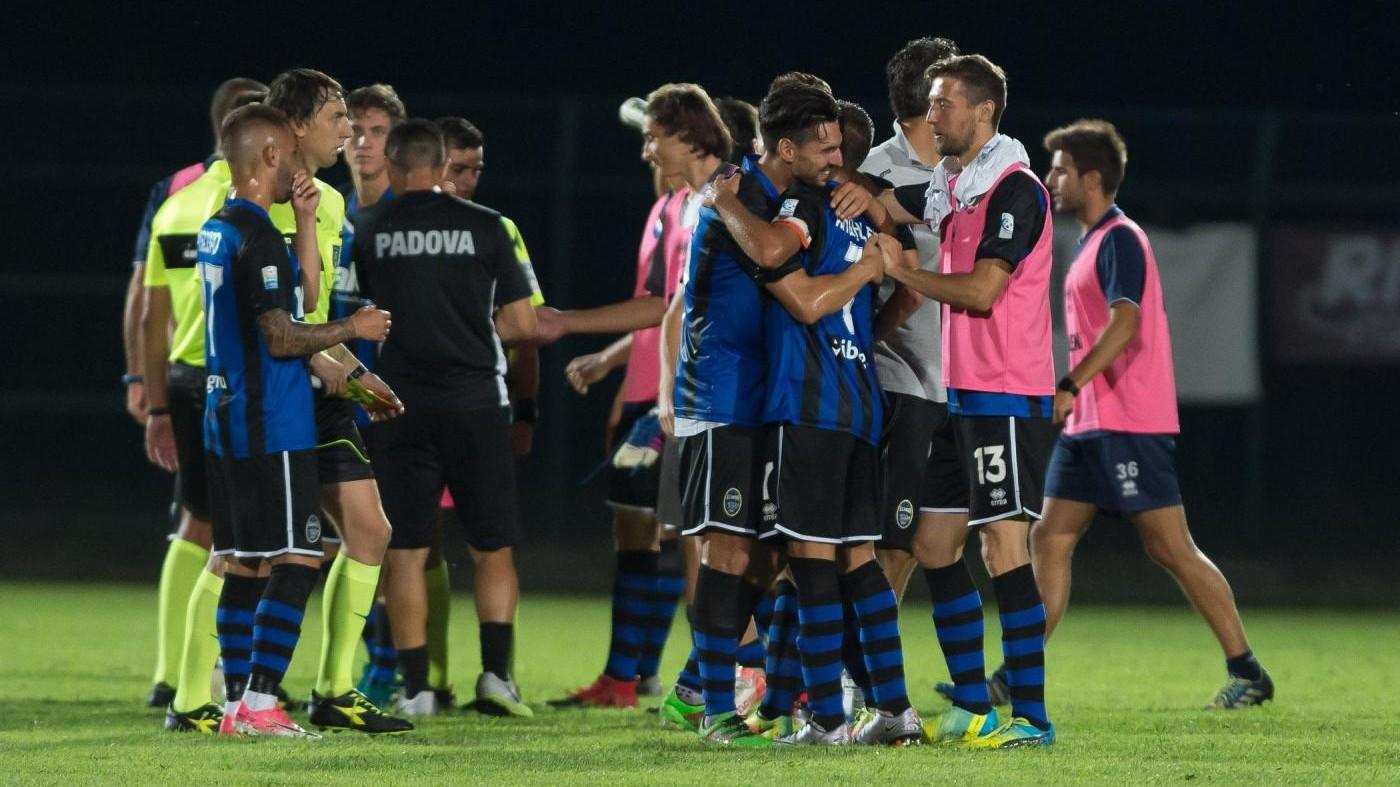 Serie C, Renate – Padova 3-0