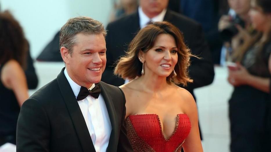 Venezia 74, tutti i look del primo red carpet: Matt Damon è il re