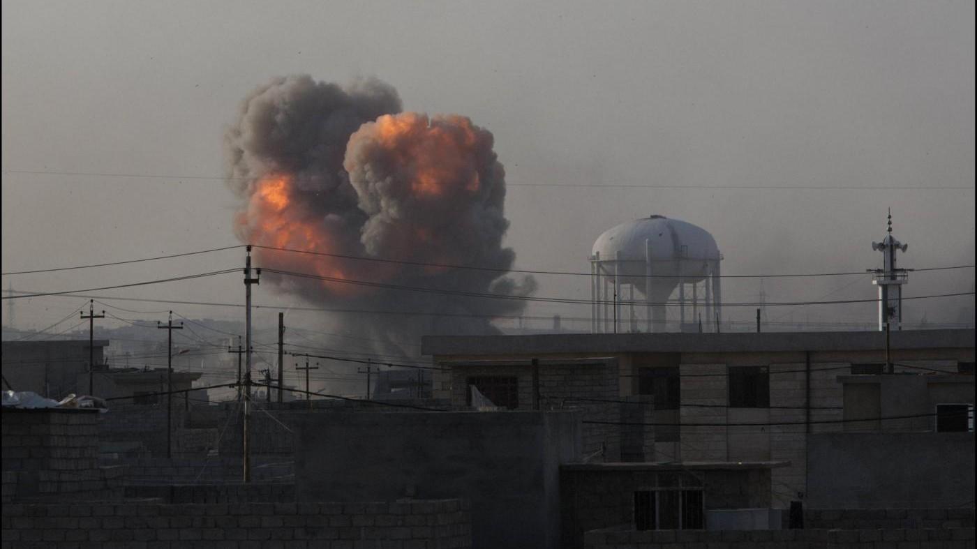 E' morta la giornalista francese ferita da una mina a Mosul
