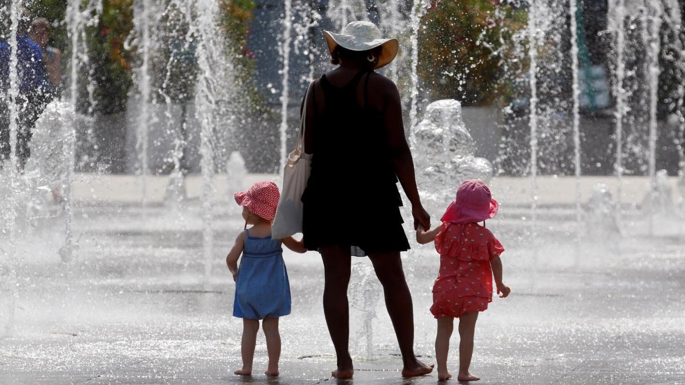 Caldo in tutta Italia, 49 gradi la temperatura percepita a Ferrara
