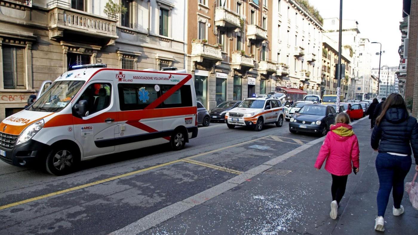 Ferrara, neonata cade dalla finestra e muore