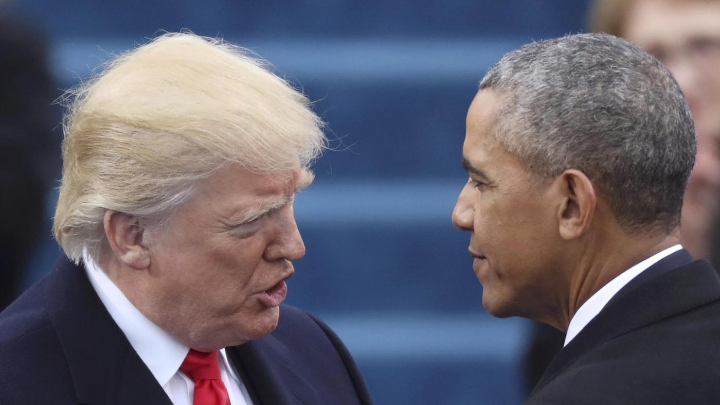 Trump: Obama sapeva di hacker russi, perché non è intervenuto?