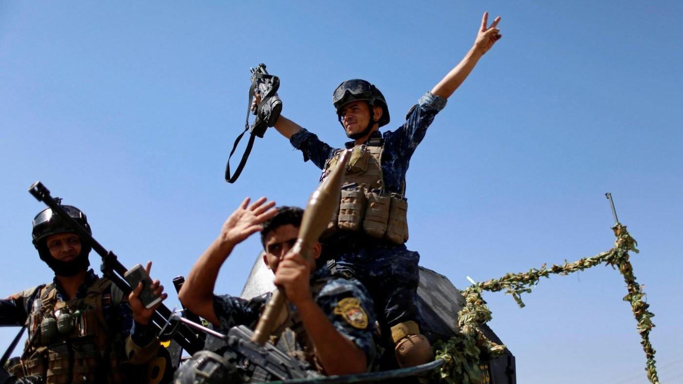 Esercito riprende Grande moschea di Mosul. Iraq: Fine califfato Isis