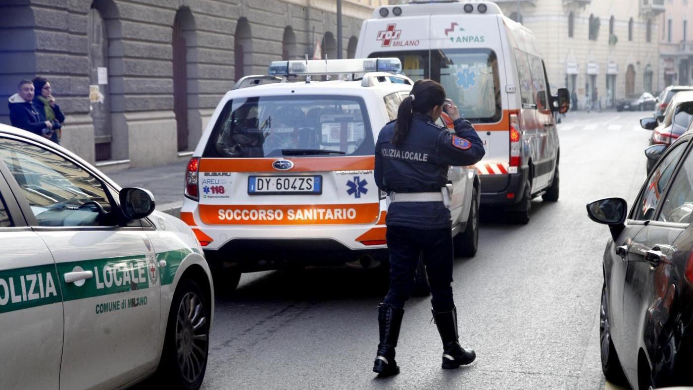 Milano, vigile uccide un suo superiore e si toglie la vita