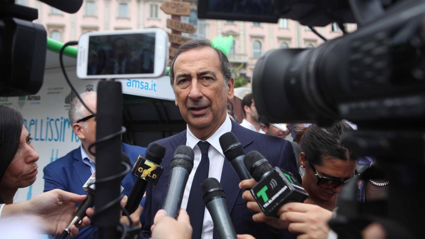 Sala: Accordo impossibile con Pisapia, Renzi un po' indisponente