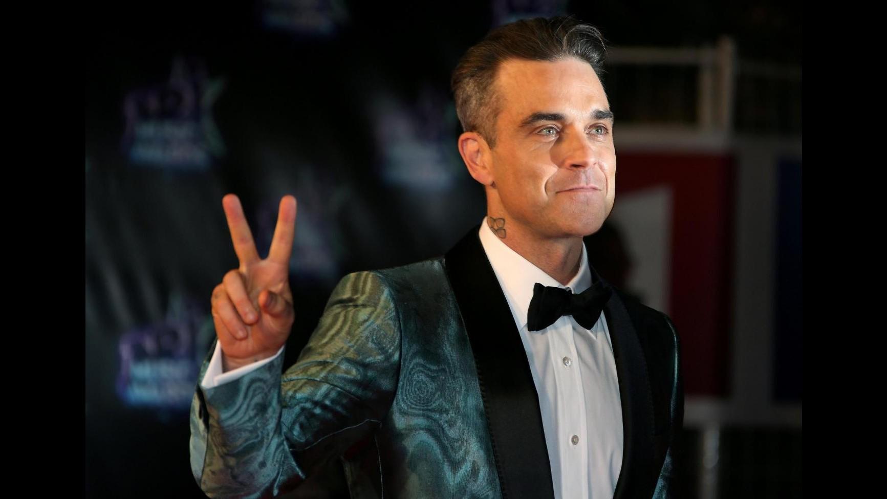 Robbie Williams: Harry Styles è il nuovo me, avrà carriera stellare