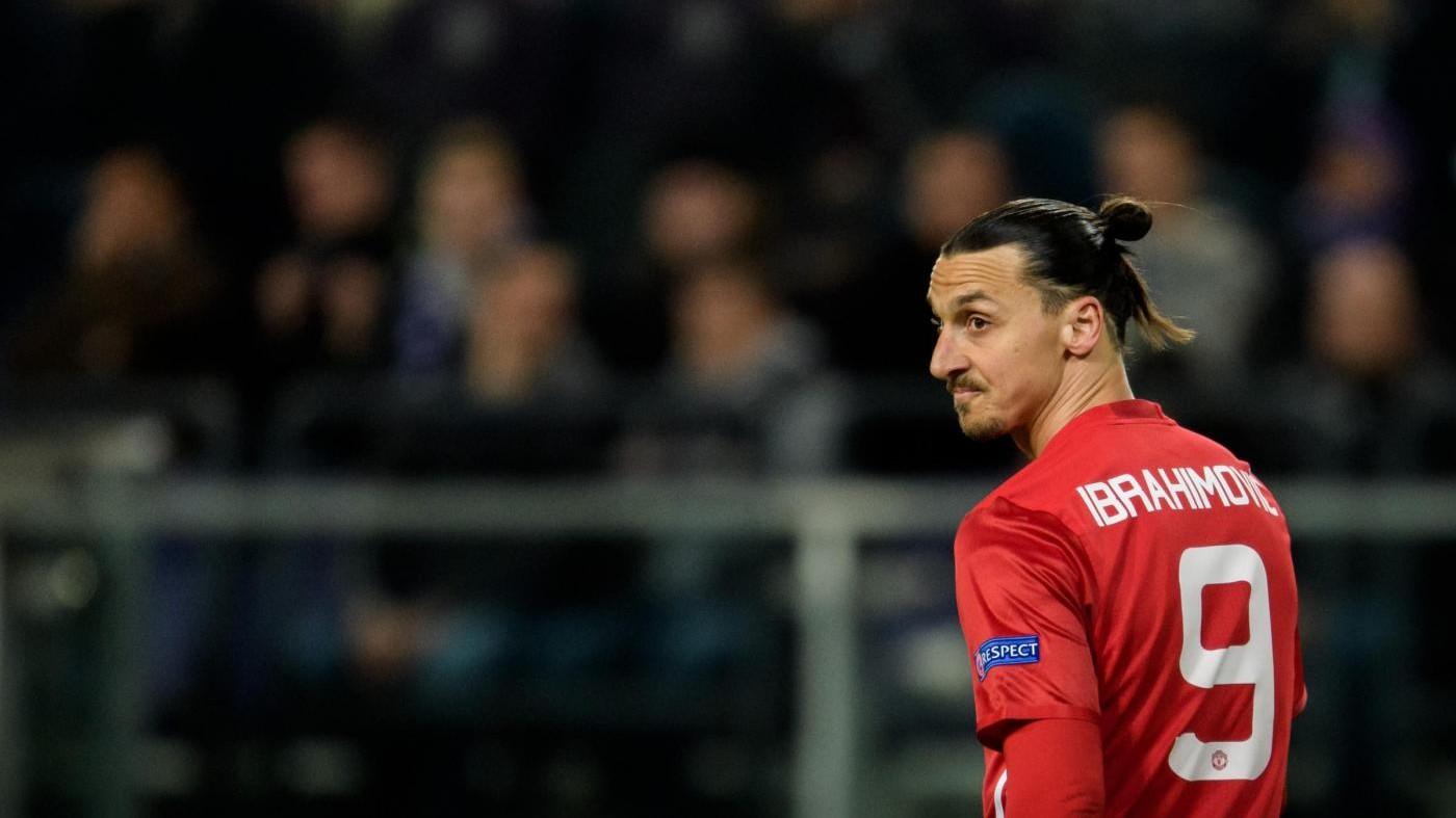 Ibrahimovic e Raiola avvistati a Torino: lo svedese vuole la Juve?