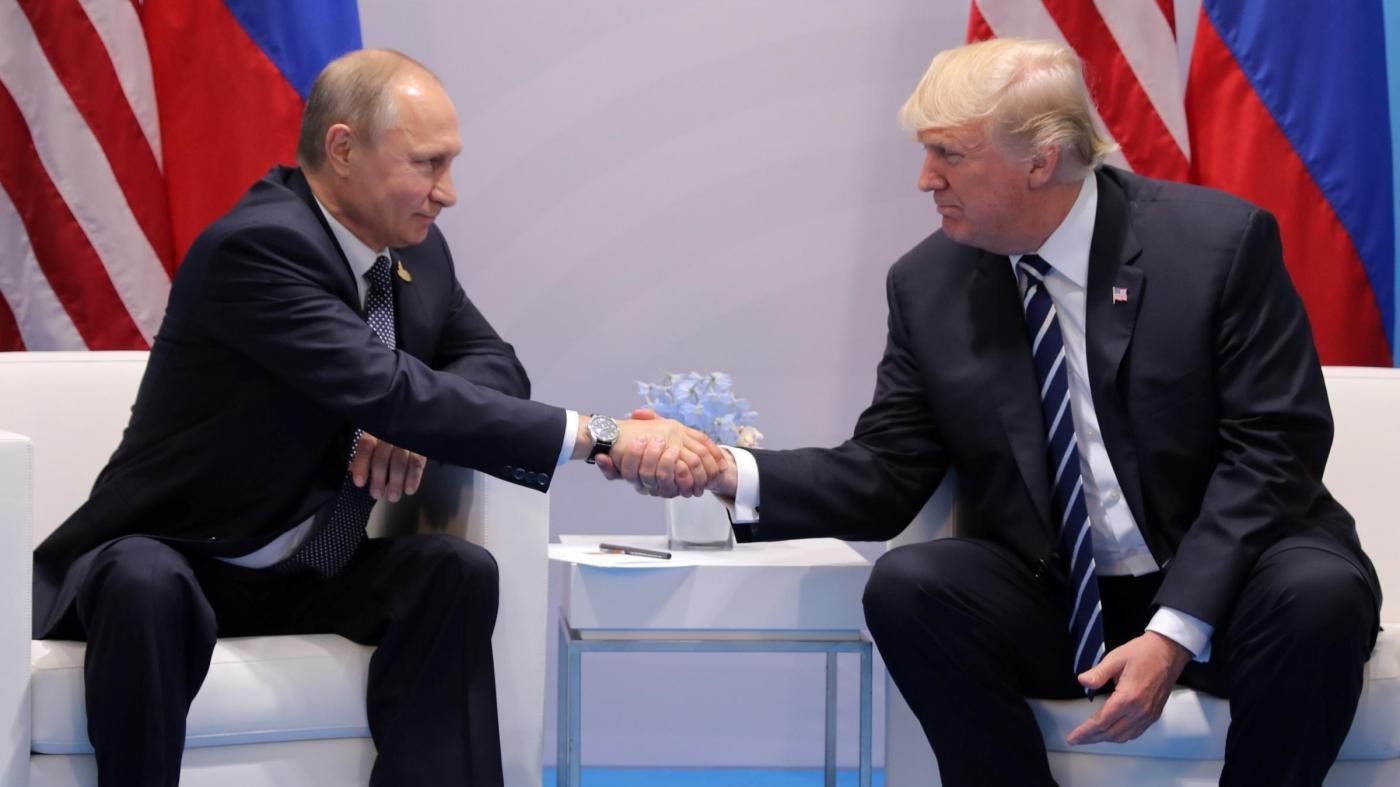 Siria, accordo Trump-Putin al G20 per tregua nel sudovest