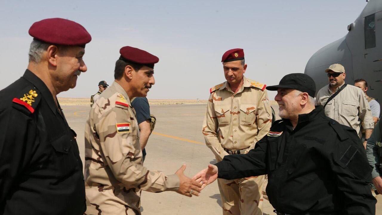 Il premier iracheno annuncia 'vittoria': Mosul è libera dall'Isis