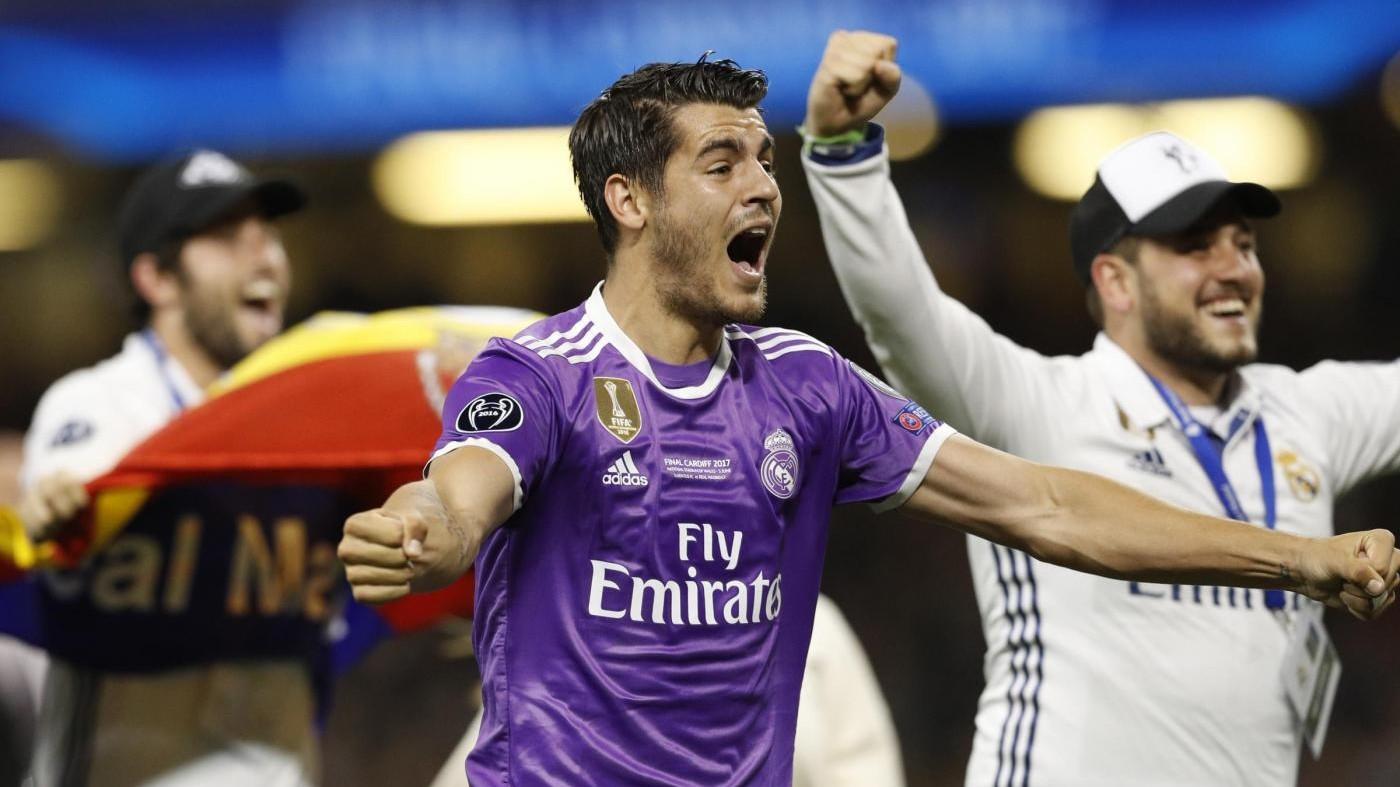 Il Chelsea punta tutto su Morata: pronti 80 milioni per Real