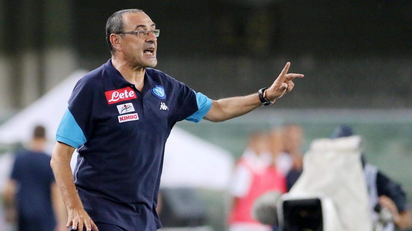 Champions, Sarri avverte Napoli: A Nizza sarà dura, scordiamo andata