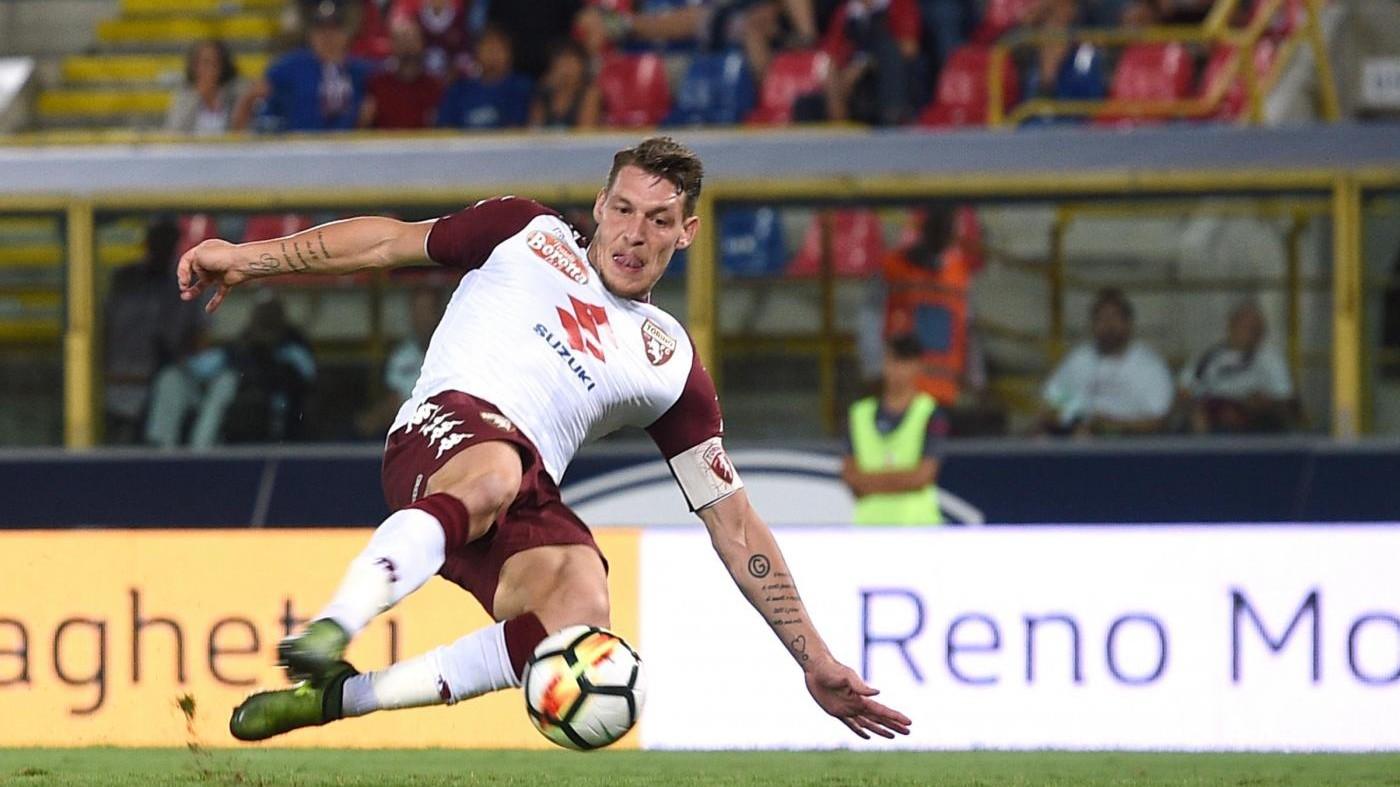 Calciomercato, Monaco su Belotti. Duello Inter-Roma per Schick