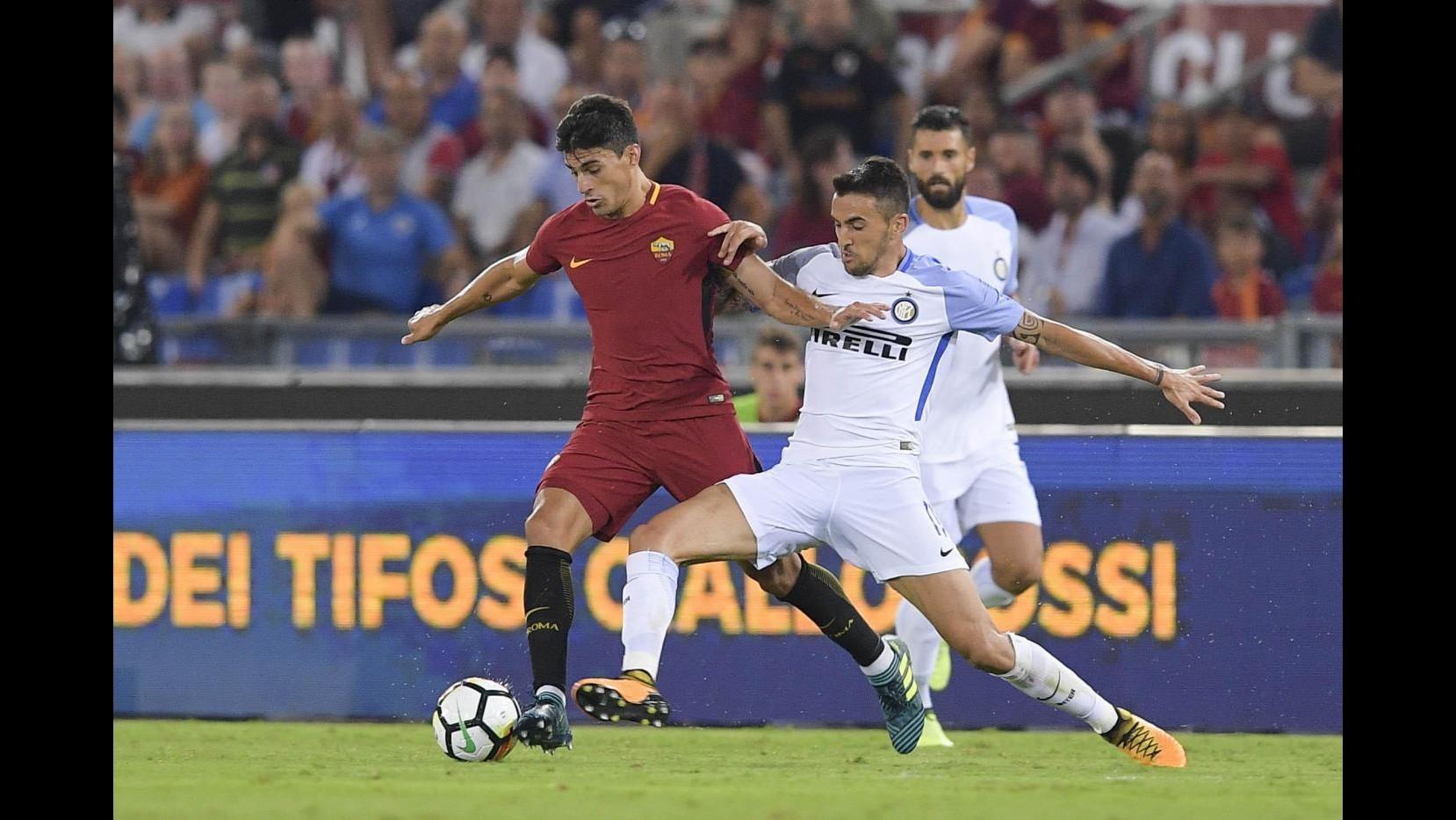 Il rigore su Perotti e le critiche al Var: la moviola di Roma-Inter