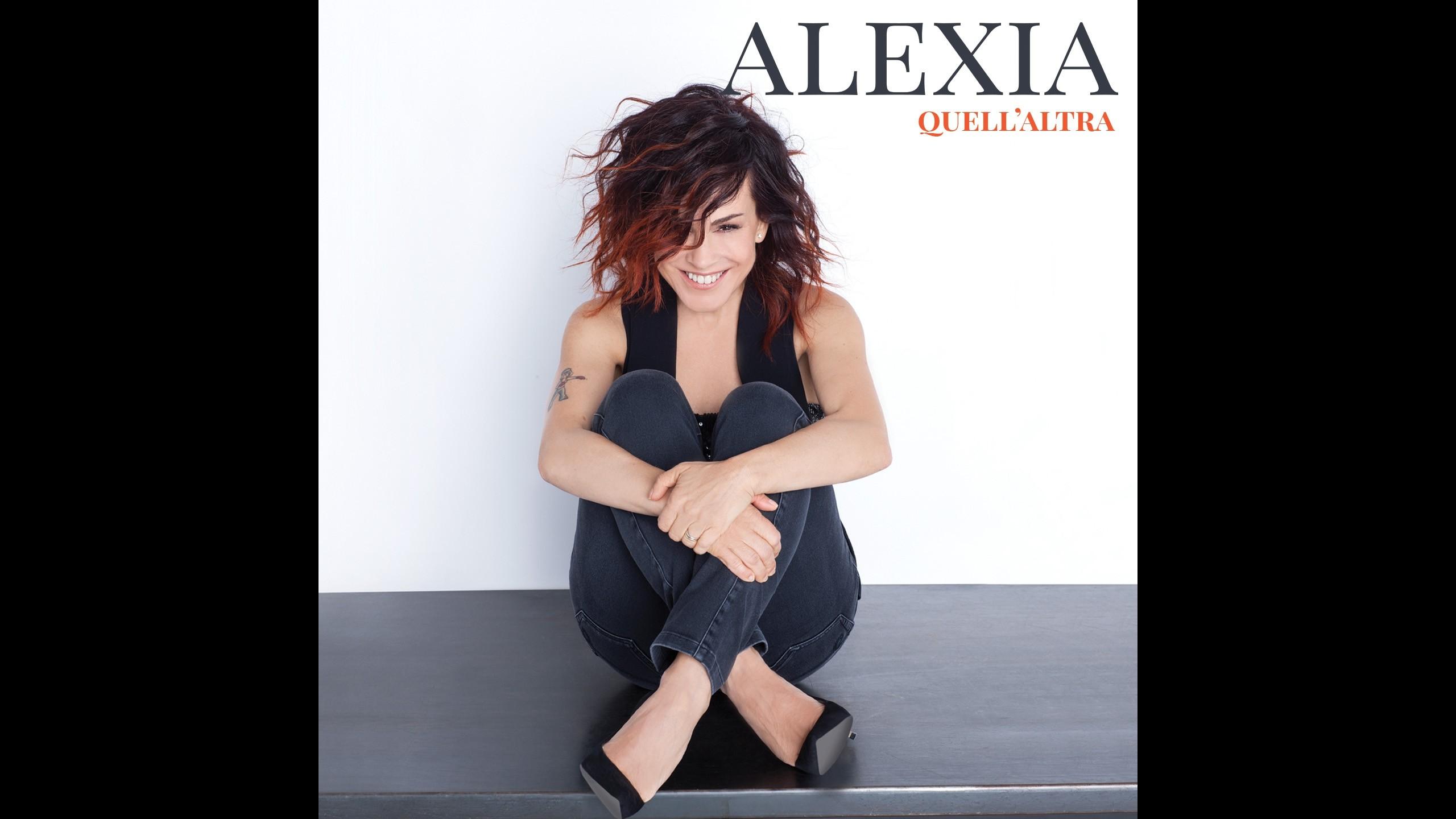 Musica, Alexia svela il nuovo album: 'Quell'altra'