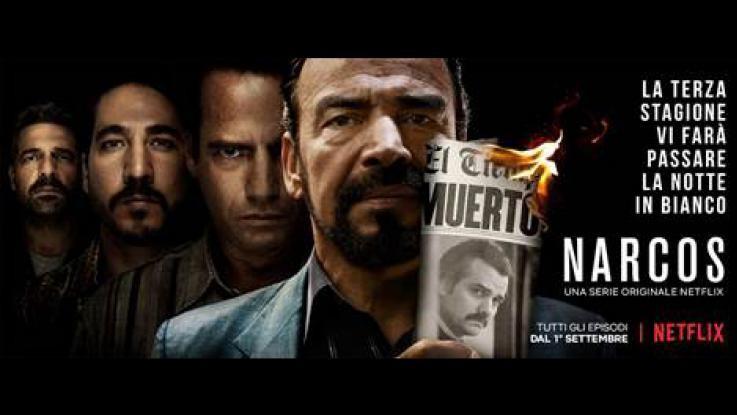 'Narcos', l'attesa è finita: al via la terza stagione (senza Pablo)