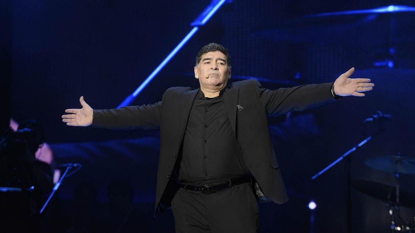 """Maradona su Icardi: """"Convocarlo è una mancanza di rispetto"""""""