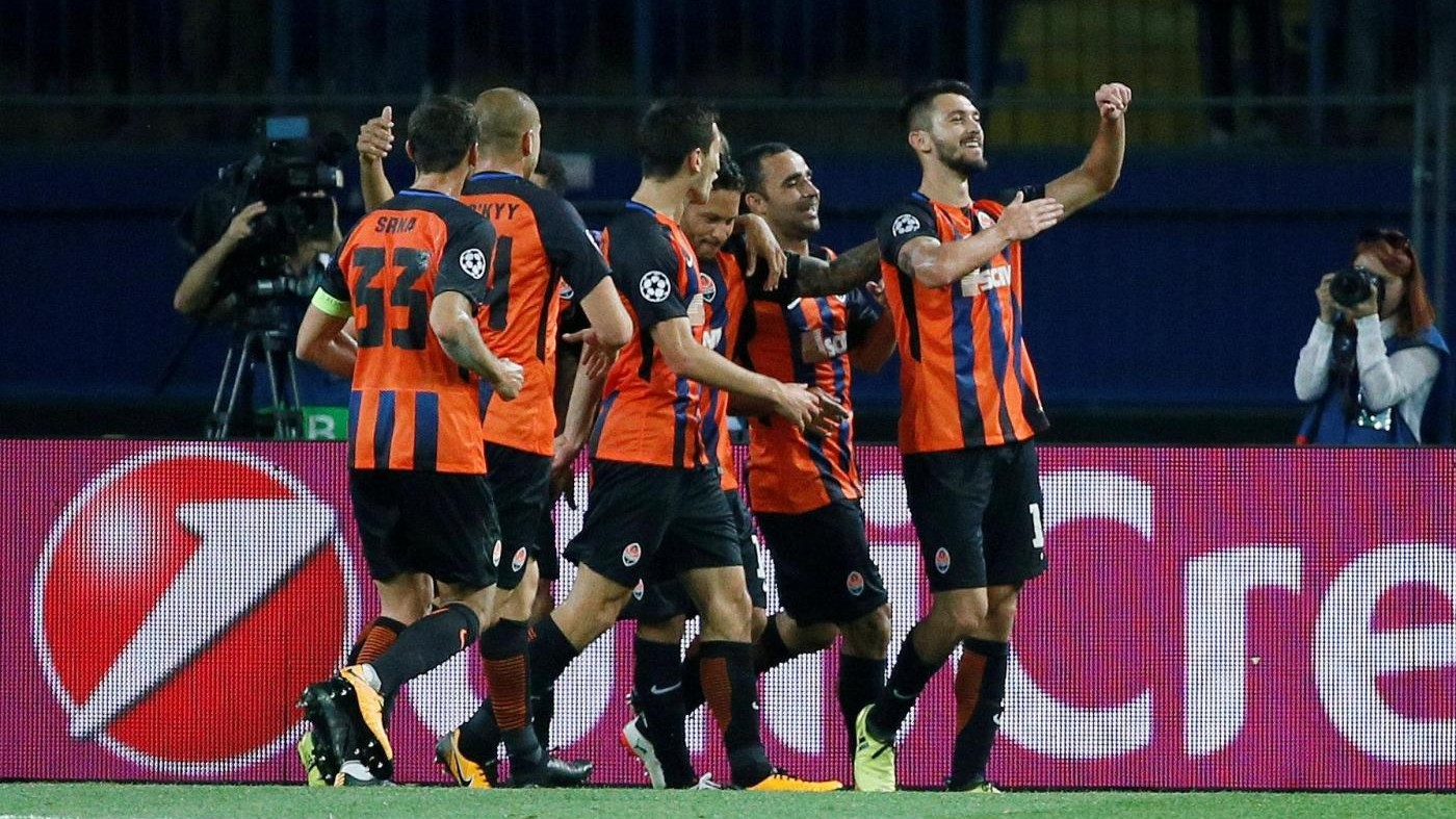 Champions League, Milik non basta: Shakhtar-Napoli finisce 2-1