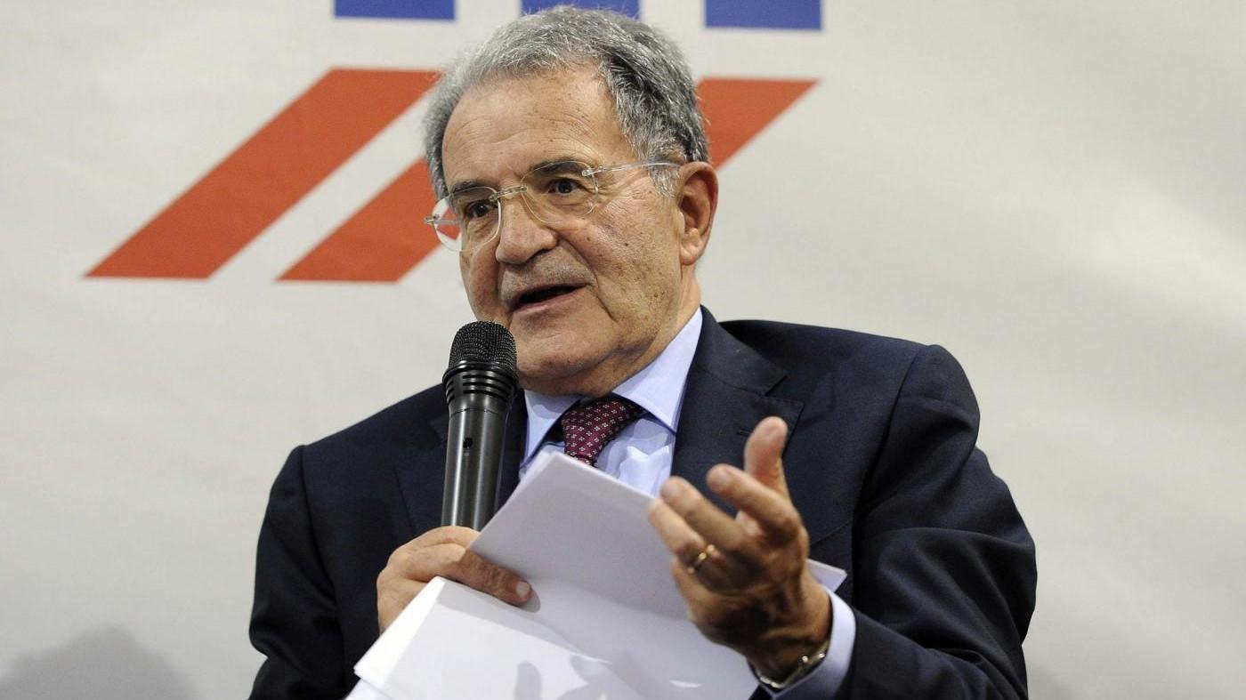 """Prodi: """"Sbagliato fermare lo ius soli per paura dei sondaggi"""""""