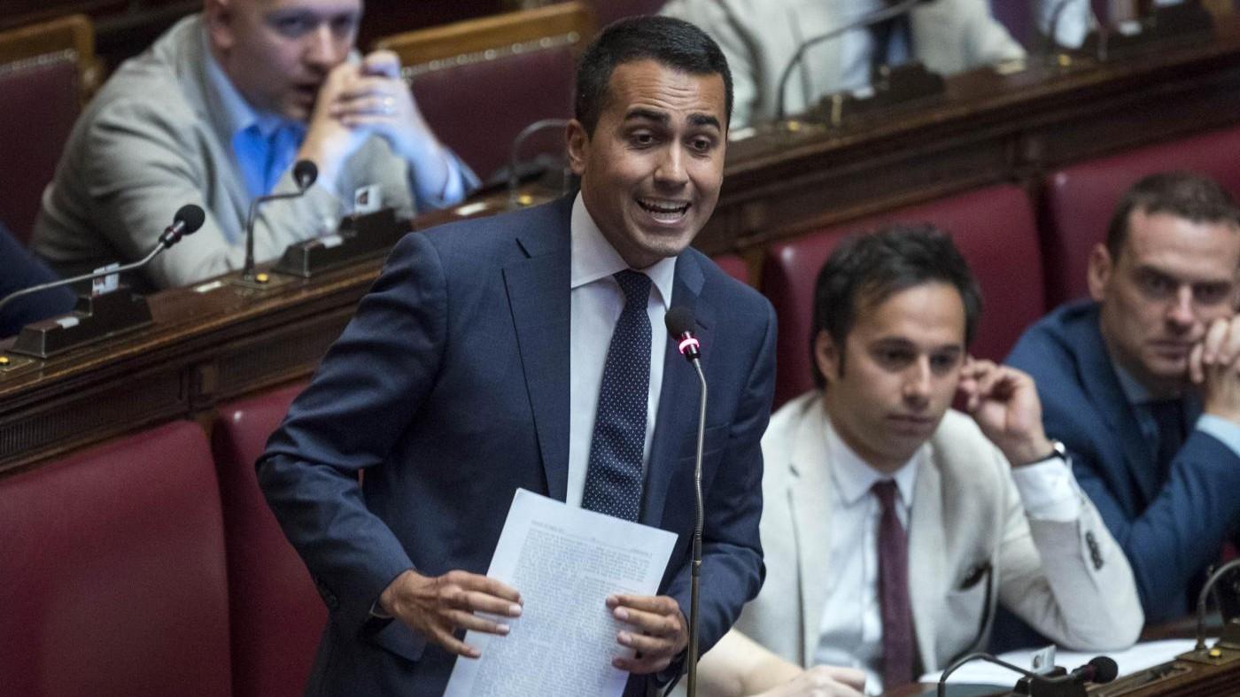 """M5S e la lotta ai vitalizi, a Grasso e Boldrini: """"Noi rinunciamo, fatelo anche voi"""""""