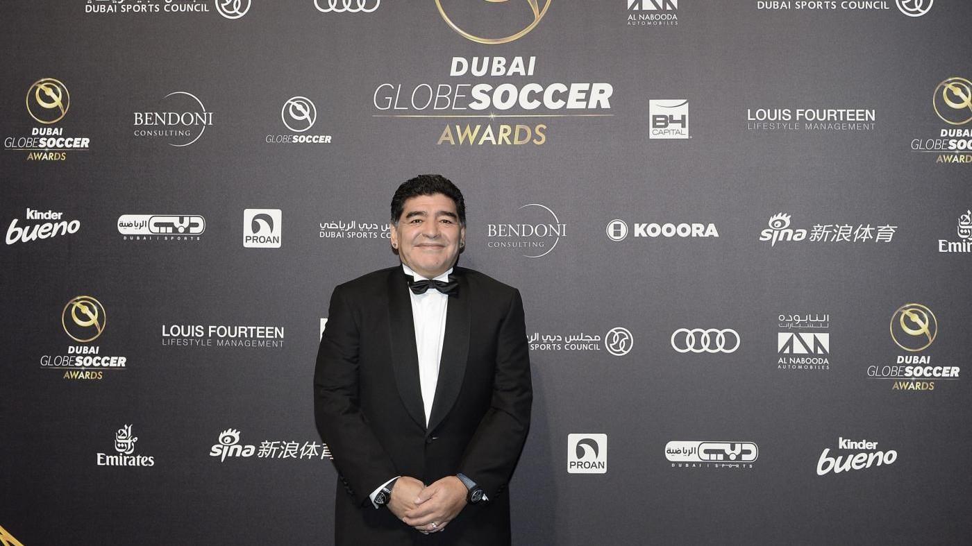 Maradona: Tevez in Cina? Avrei fatto la stessa cosa
