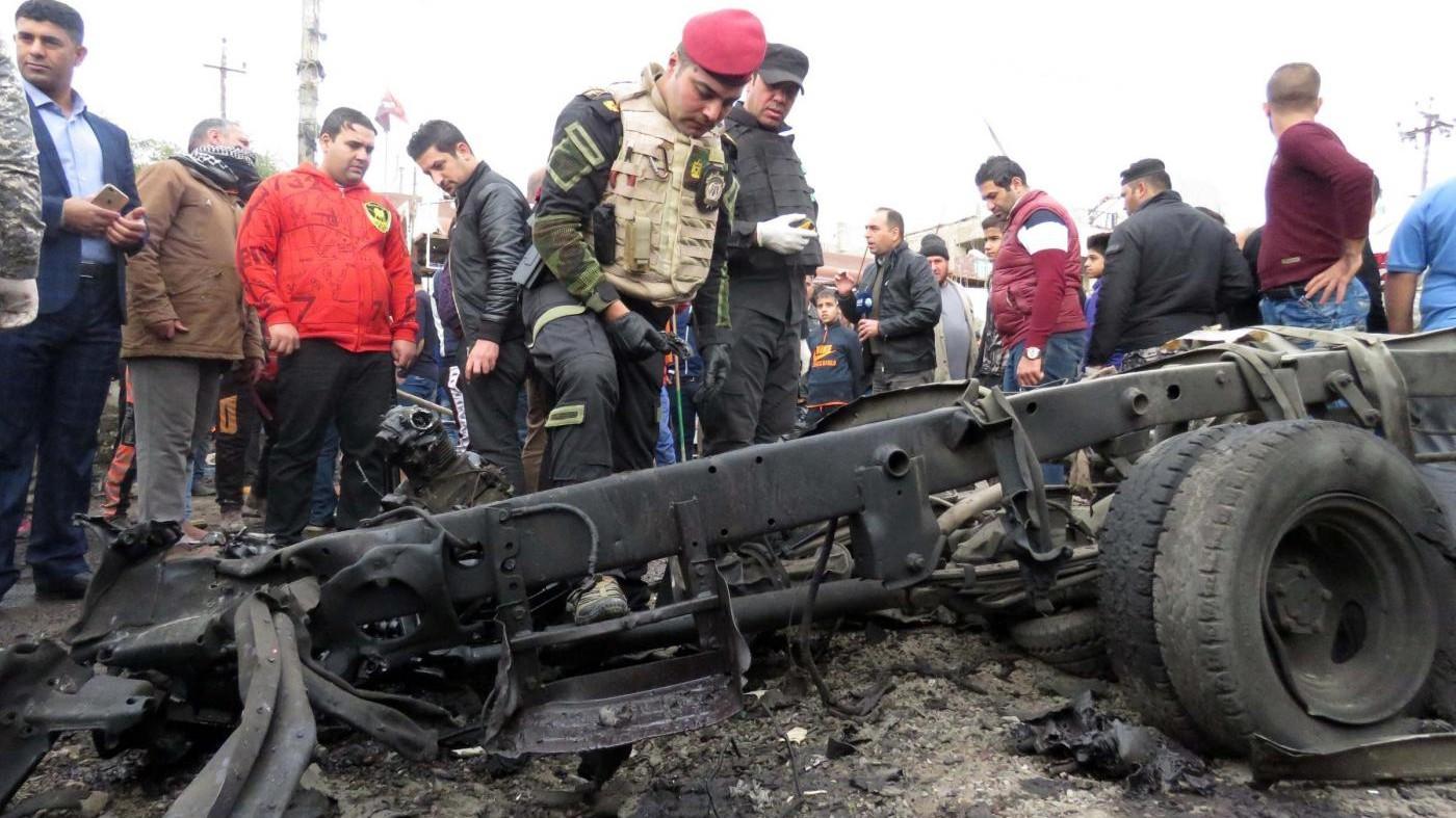 Iraq, autobomba in zona est di Baghdad: 12 morti